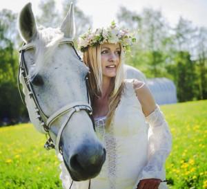 DSC_8854,krans og hest